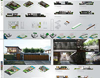 Real estate project(2014)Education Past 2 ARCHITECTURES