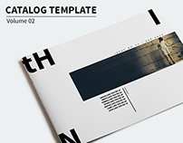 Catalog Template – Volume 02