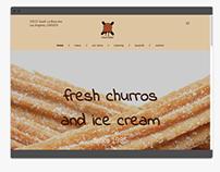 churrobar - web/mobile app