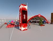 Claro Feria Navideña Tecnológica 2016