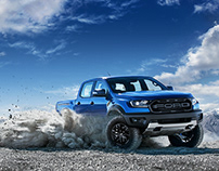 Ford APAC – First Ever Ranger Raptor