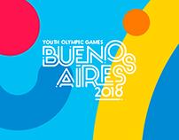 Juegos Olimpicos de la Juventud Buenos Aires 2018