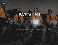 KCKSTRT Creative - Brand Identity and Web Design