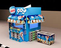 Nestle Kiosk