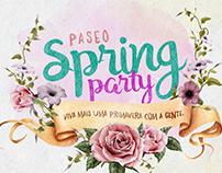 Campanha Paseo Spring Party