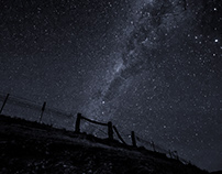 Tidbinbilla Night Sky