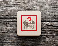 Oficina Online • Branding
