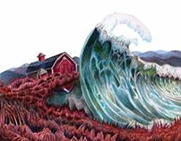 Lettie Hempstock's Ocean