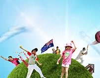 Aussie Cricket Crew eDM
