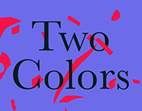 Two Colors.