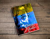 Notebook Design - Venezuelan Art