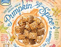 Mini-Wheats Pumpkin Spice Back Panel