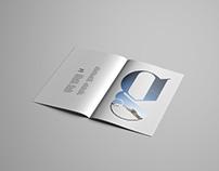 Tabloid Brochure Mockup