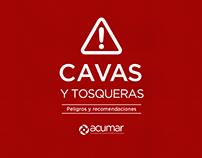Cavas / Prevención