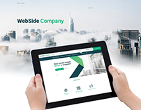 WebSide Company / Web design