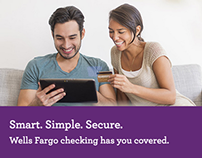 Wells Fargo   Checking Accounts