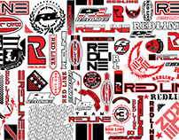 Redline Repeating Pattern
