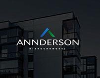 ANNDERSON /logo/web/ci
