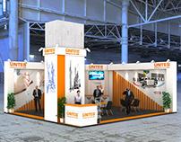 Exhibition Stand // UNTES