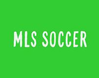 MLS | Custom Typeface
