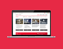 Arquitechtura   Branding + Web Design + Illustration