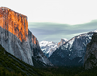 Crushing on Yosemite.