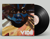 VIBE RECORD COVER