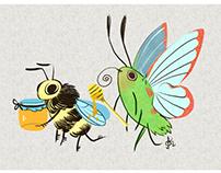 B & Moth