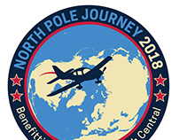 Logo + promo material – North Pole Journey