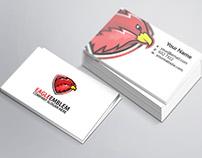 Eagle Emblem | Logo Template | [FOR SALE]