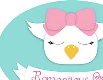Romantique Owl logo