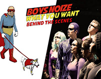 Making of Boys Noize - What You Want