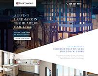 Toronto Luxury Condos - Landing Page