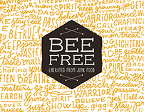 BeeFree™ Lettering