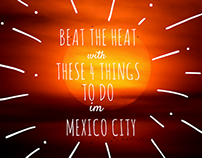 4 Things to Do in Mexico City