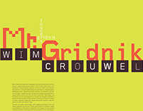 Typographer's Poster