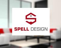 spell design..logo
