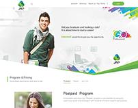 Proposed design For Jawwal Website