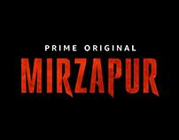 Mirzapur- Alternative Poster
