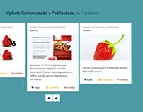 Plugin WordPress que mostra o feed do seu facebook