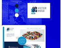 Identité de marque et site internet cabinet dentaire
