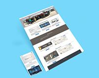Responsive Web Design / 3D Screen