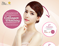 Collagen Whitening Promotion Banner