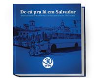 Livro De cá pra lá em Salvador (2011)