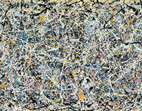 How Pollock and the Abstract Expressionists Created a N