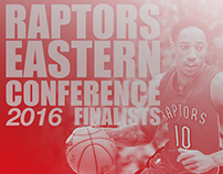 Raptors in the ECF!