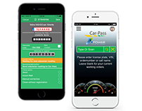 Car-Pass App SaaS Solution