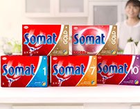 "Henkel Deutschland - ""Somat"" Verpackungsdesign"