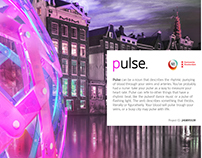 Pulse - Amsterdam Light Festival