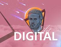 Faces - Digital art